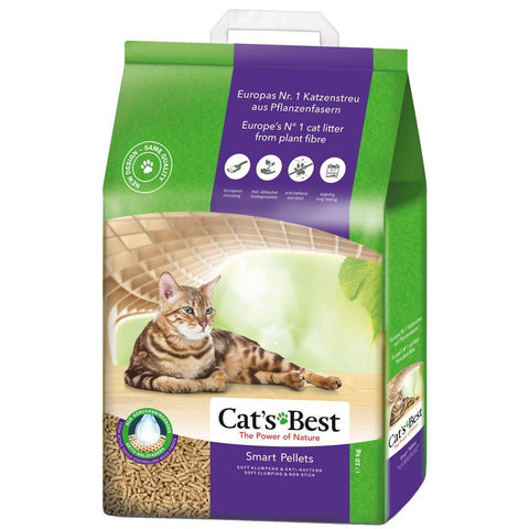 Cat's Best Smart Pellets Cat Litter