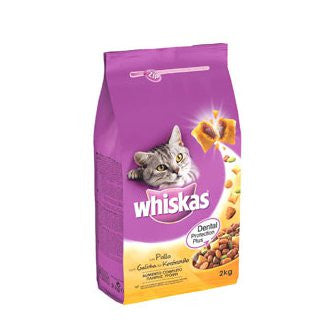 Whiskas Dry Food Chicken