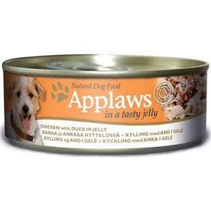 Applaws dog tin Chicken Breast with Duck, 156g