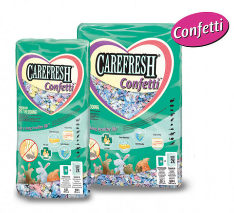Carefresh Confetti Litter