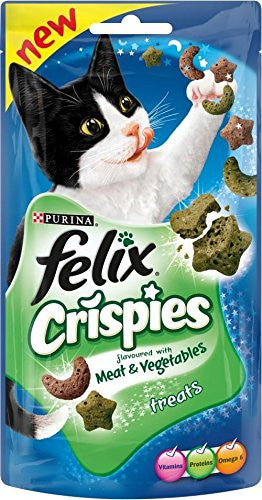 Felix Crispies Meat and Vegetables