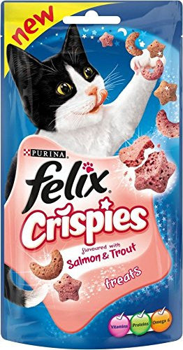Felix Crispies Salmon and Trout