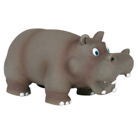 Hippo, with original-animal sound, latex