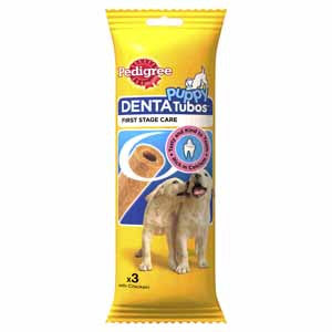 Pedigree Puppy Denta Tubos