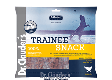 Dr Clauder's Premium Chicken Trainee Snacks Pack, 500g