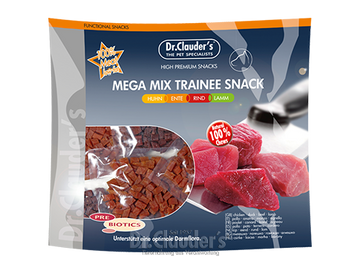 Dr Clauder's Premium Mega Mix Trainee Snacks