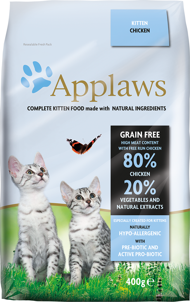 Applaws Cat dry food Kitten