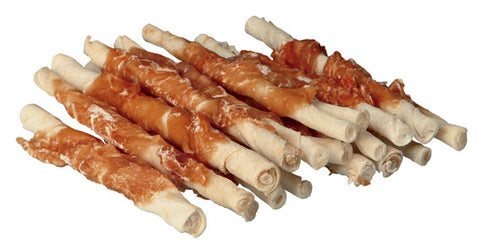 Denta Fun chewing sticks, chicken