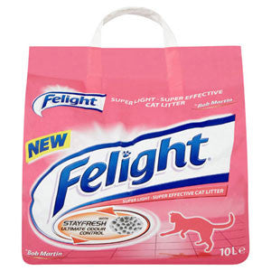 Bob Martin Felight Cat Litter (non clumping)