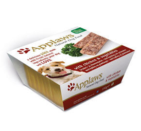 Applaws dog Foil pate Chicken and Vegetables, 150g