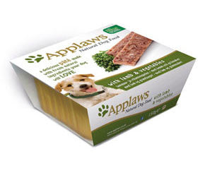 Applaws dog Foil pate Lamb and Vegetables, 150g