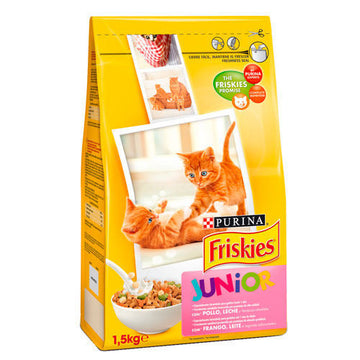 Friskies cat Dry Junior Cat, 375g