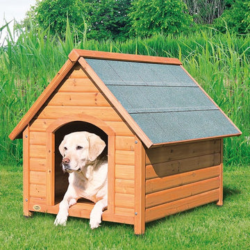 natura Dog Kennel with Saddle Roof (SPECIAL OFFER)