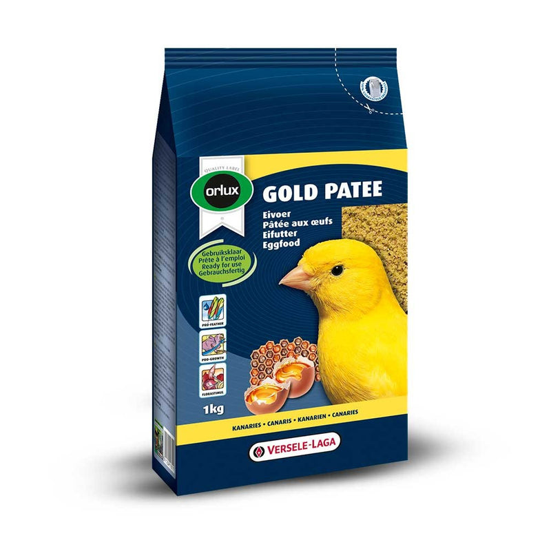 Versele Laga - Gold Patee Yellow Canaries