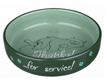 Ceramic Bowl for short-nosed Breeds