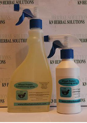 Wheat Protein Conditioning Spray