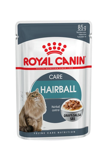 Royal Canin Intense Hairball Pouches