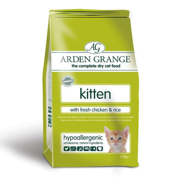 Arden Grange Cat Grain Free Kitten