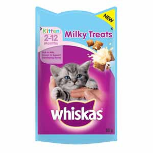 Whiskas Kitten Milky Treats