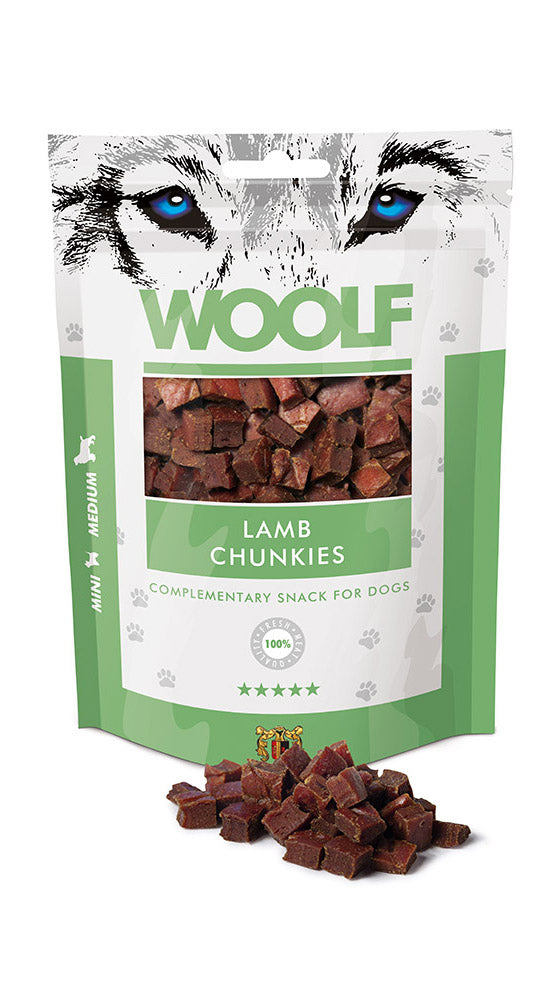 Woolf Lamb chunkies