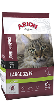 Arion Original Large cat