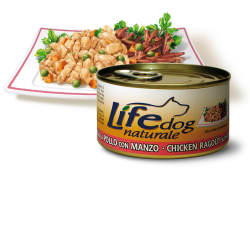 Life Dog Ragout of Chicken and Beef