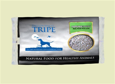 Natures Menu Minced Tripe, 2 Kgs