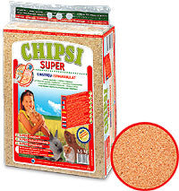 Chipsi Super Dust/Germ Free Litter