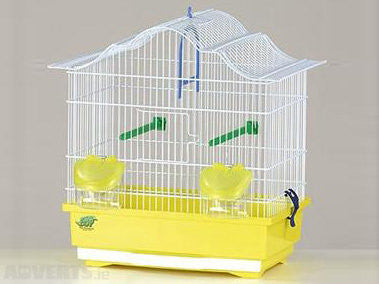 FOP Patty bird cage