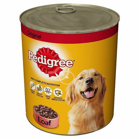 Pedigree Tin Beef, 400g