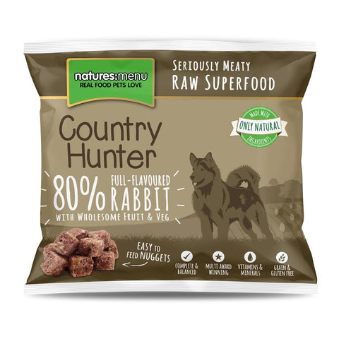 Country Hunter Full Flavoured Rabbit , 1 Kg