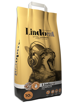 Lindo cat litter Saniplus