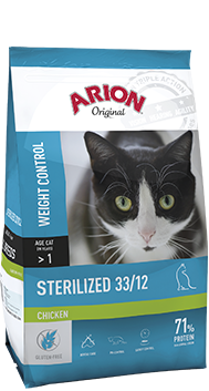 Arion Original Sterilised, Chicken