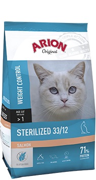 Arion Original Sterilised, Salmon
