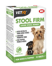 M&C Stool Firm suppliment dog