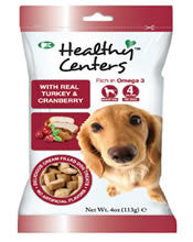 M&C Healthy Centres Turkey & cranberry dog