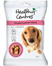 Healthy Centres Salmon Flavour Treats