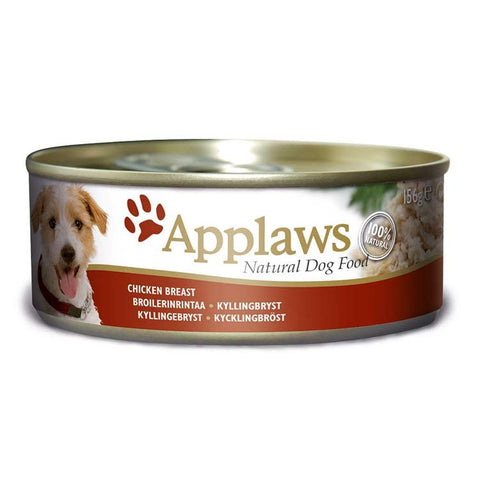 Applaws dog tin Chicken Breast, 156g