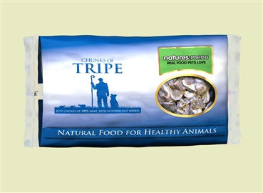 Natures Menu Tripe Chunks, 1 Kgs