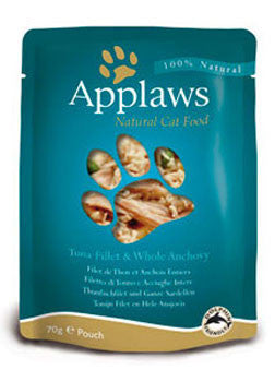 Applaws Pouch Adult Tuna with Anchovy