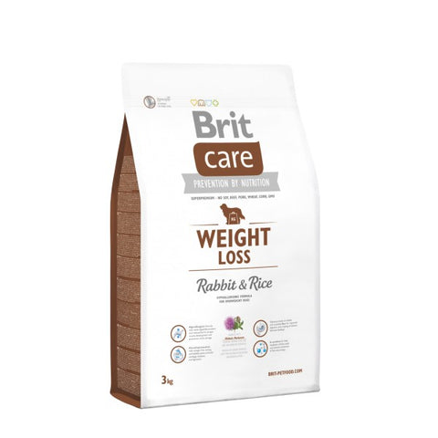 Brit Care Weight Loss, Rabbit & rice