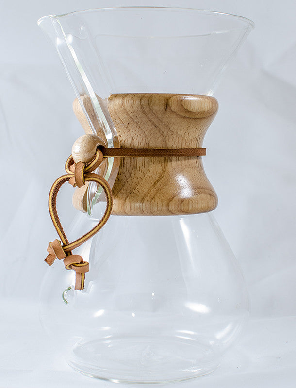 Chemex 6 cup wooden