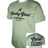 """Cold Brew"" Comfort t-shirts"