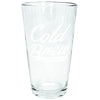 Cold Brew Pint Glasses
