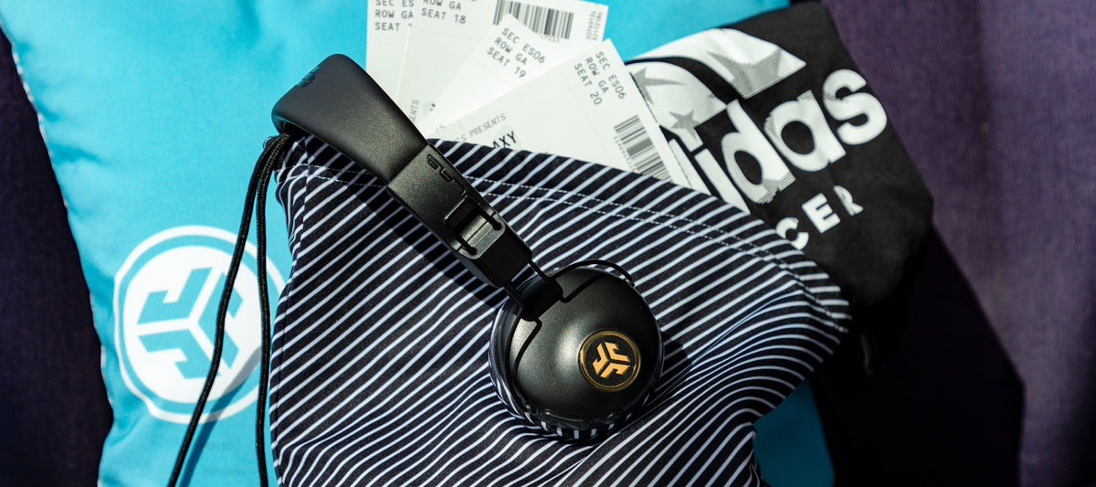How To: Pair Your Headphones, Earbuds to Device - JLab Audio
