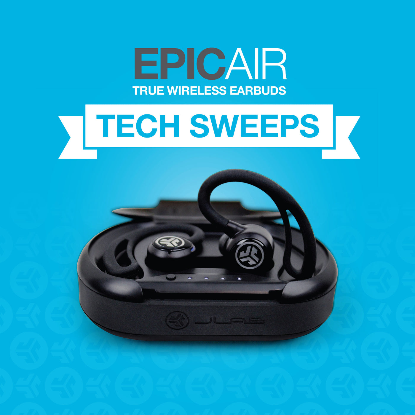 Watch JLab Audio Sweepstakes video