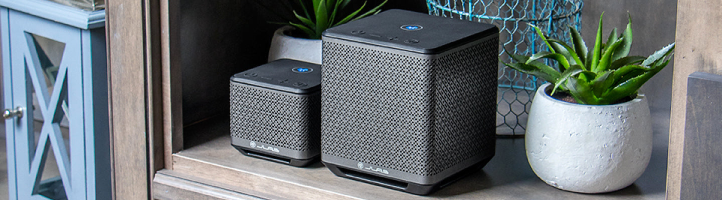 Party Series Wireless Multiroom Bluetooth Speakers Jlab Audio Wiring Home In Parallel