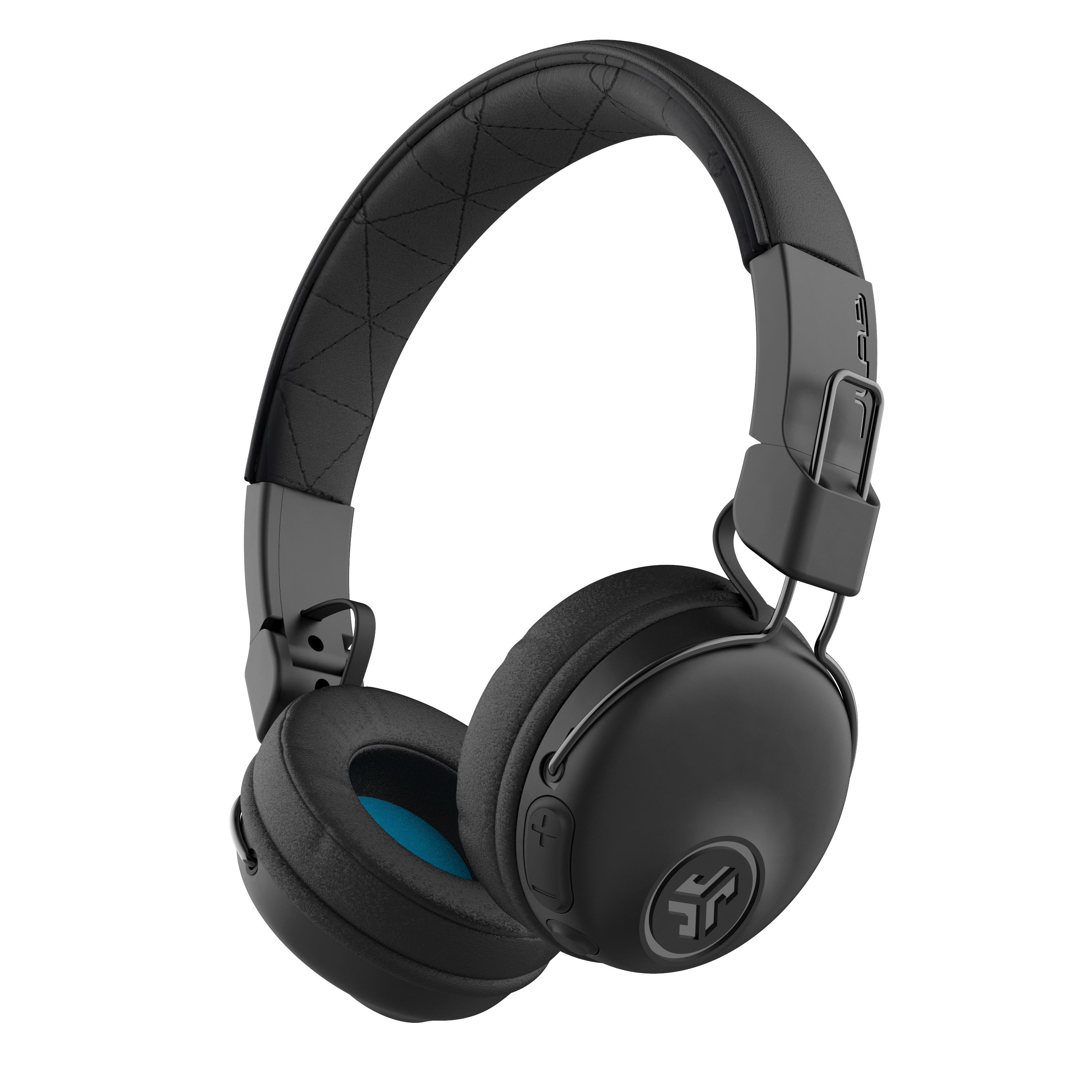 Studio Bluetooth Wireless On-Ear Headphones Casque supra-auriculaire en noir