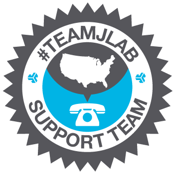 JLab Customer Service Icon
