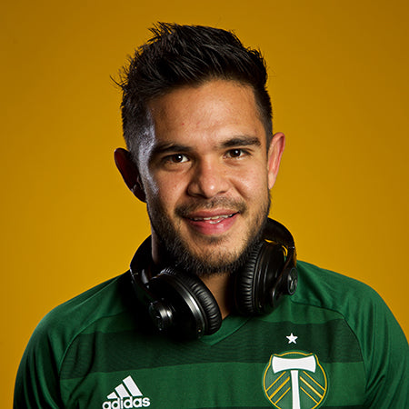 Andres Flores MLS Player
